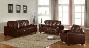 Newest Design Leather Sofa Jfs-23
