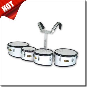 Professional Marching Drum with Drumsticks & Holder (MD540) pictures & photos