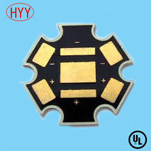 Single Side Aluminum PCB with UL Approved