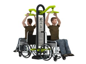 Outdoor Gym Fitness Equipment for Disabled pictures & photos