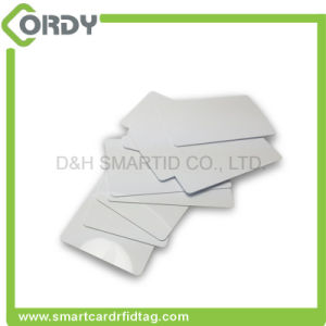 White Blank 125kHz Proximity Card with Serial Number Printed pictures & photos