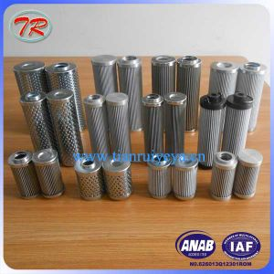 China Filter Manufacturer Hydraulic Filter Element Cross Reference pictures & photos