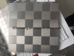 Aluminum Composite Panel Mix Stone Mosaic pictures & photos