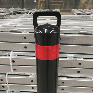 Removable Bollard RB11 Black pictures & photos