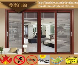 Factory Price Excellent Quality Aluminum Doors for Home Decoration pictures & photos