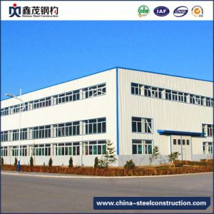 Preinstalled Industrial Building for Prefab Steel Structure House (Steel Building) pictures & photos