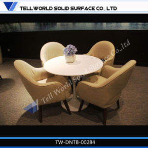 Artificial Marble Stone Standard Office Desk Cheap Office Furniture pictures & photos