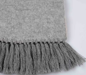 100%Alashan Cashmere Double Layer Shawl pictures & photos
