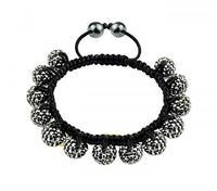 Fashion Shamballa Crystal Bracelet - Sh16