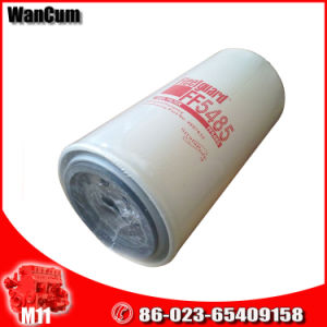 High Quality M11 Cummins Engine Part Fuel Filter Ff5485 pictures & photos
