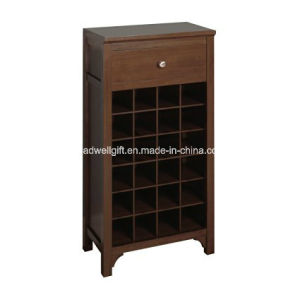 Winsome Trading Winsome Wood Wine Cabinet, Walnut Includes Drawer pictures & photos