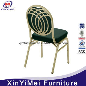 Nice Back Pattern Steel Chair pictures & photos