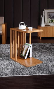 Modern Living Room Bamboo Coffee/Tea Side Table pictures & photos