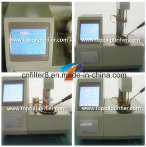 ASTM D93 Oils Open Cup Flash Point Testing Equipment (TPO-3000) pictures & photos