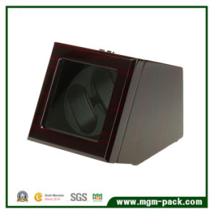 Automatic Rotating Wooden Self-Winding Watch Winder pictures & photos