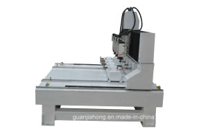 3D Rotary Engraving, Multi Spindle, 4 Axis CNC Router Machine pictures & photos