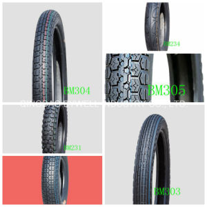 Motorcycle Tyres with Best Quality for South America Market (TL type) pictures & photos