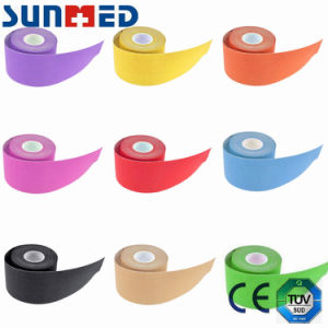 Kinesiology Tape 5cmx5m pictures & photos