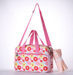 Wholesale Shoulder Mummy Mami Baby Diaper Cooler Bag pictures & photos