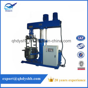 Hydraulic Lifting Paint, Coatings Basket Mill Grinding Machine pictures & photos