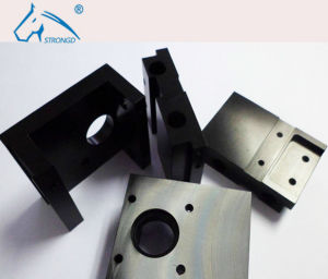 Customized Precision CNC Machined Anodized Aluminum Parts Prototype
