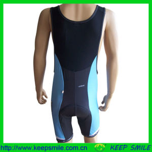 Custom Sublimation Cycling Bib Short Manufacturer with Own Factory pictures & photos