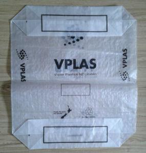 25kg Polypropylene Woven Cement Valve Bag pictures & photos