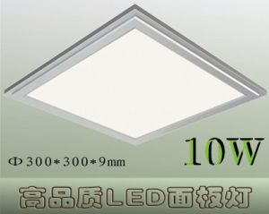 Restaurant 10W 3000k Panel Lamps pictures & photos