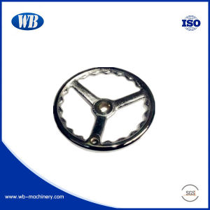 Corrugated Valve Handwheel of Cast Iron (WB-0026)