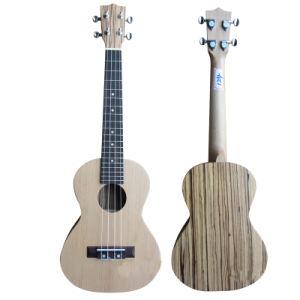 "25"" 4-Strings Ukulele Guitar (CSBL-U208) pictures & photos"