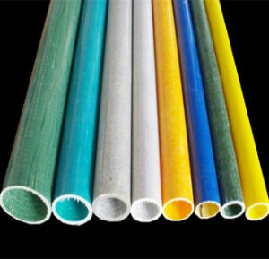 Pipe Insulation Glass Wool Tube pictures & photos