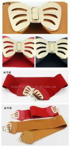 Elastic Lady Fashion Belt