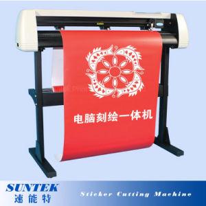 Sticker Cutting Machine / Plotter Cutting Machine for Vinyl pictures & photos