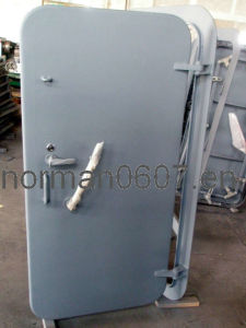 Marine Aluminum Single Handle Door