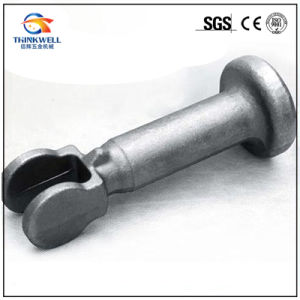 Transmission Fitting Polymer Insulator Dead End Clamp Fitting pictures & photos