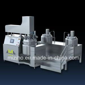 Cosmetic Vacuum Emulsifying Mixer Machine pictures & photos