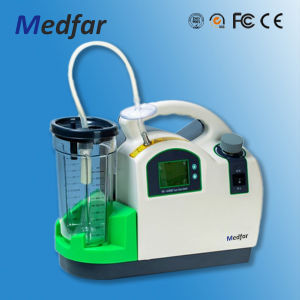 Mf-X-600b Portable Suction Apparatus High Vacuum High Flow Suction Unit pictures & photos