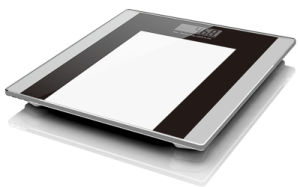 6mm Tempered Glass Platform Bathroom Scale (BB4141) pictures & photos