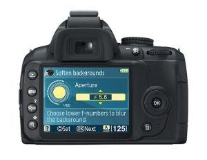 Video Camera D3000 with Af-S 18-55mm Vr Lens Kit