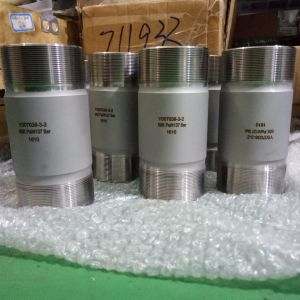 High Pressure Cylinder of Waterjet Cutter Water Jet Pump Parts pictures & photos