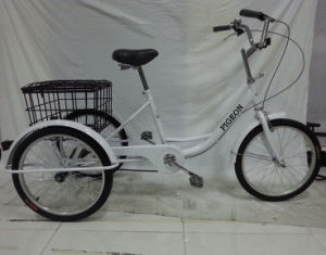 "2015 New Product Cheap 24"" Cargo Tricycle (FP-TRB047) pictures & photos"