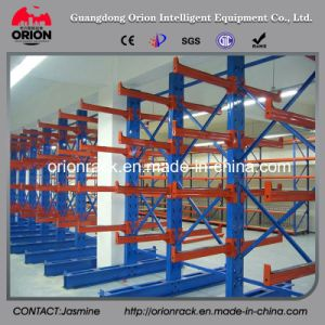 Light Duty Steel Structure Warehouse Cantilever Rack Shelving pictures & photos