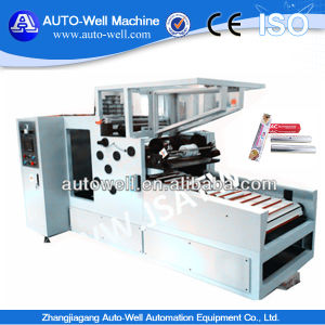 Food Grade Aluminum Foil Roll Rewinding Machine pictures & photos