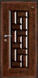 EU Sunscreen Steel Security Door (EF-S083) pictures & photos