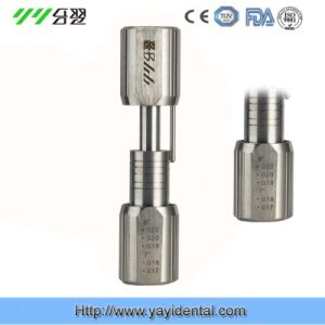 5 Degree Edgewise Turrets Yayi-G-002 Orthodontic Instrument Torque 5 Slot 5/7 Dgree Degree Edgewise Turrets pictures & photos