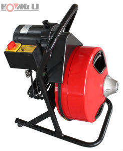 Drain Cleaner/ Pipe Drain Cleaning Machine (D300F) pictures & photos