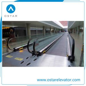 Qualified Vvvf Control Auto-Walk Escalator for Airport Used pictures & photos