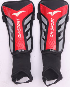 Qh-328 EVA PVC Football Shin Guard