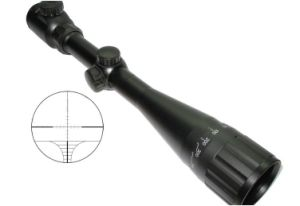 4-16x40aoe Red Green Crosshair Tactical Rifle Scope (WA20565) pictures & photos