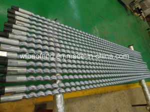 Oil Well Pump Screw Pump Rotor and Stator pictures & photos